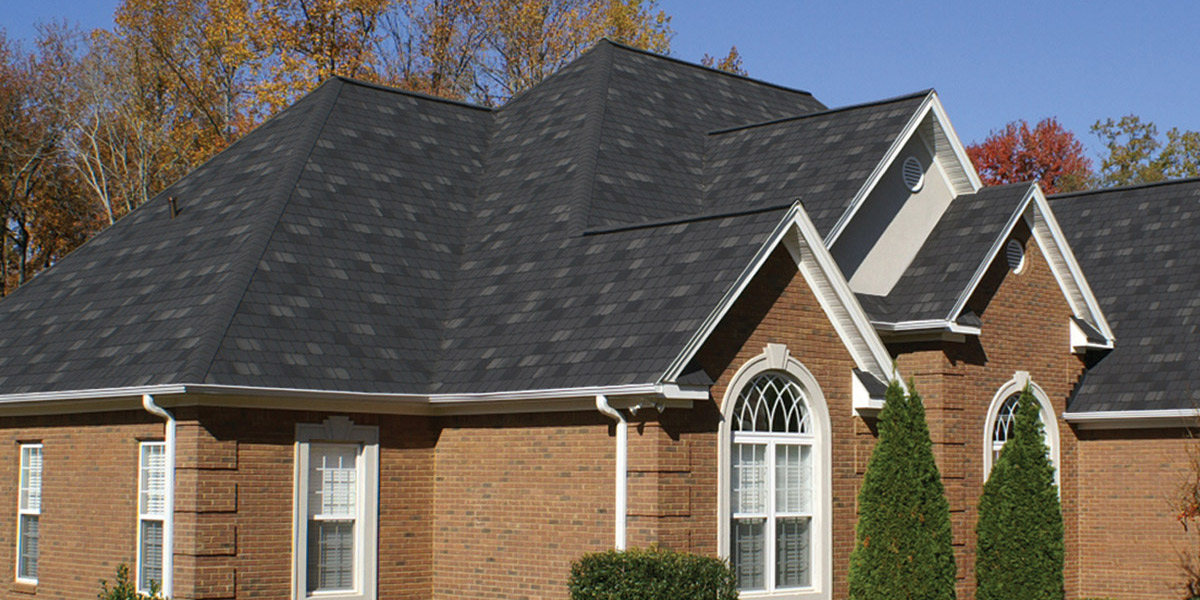 Dimensional Roof Shingles For An Architectural Look
