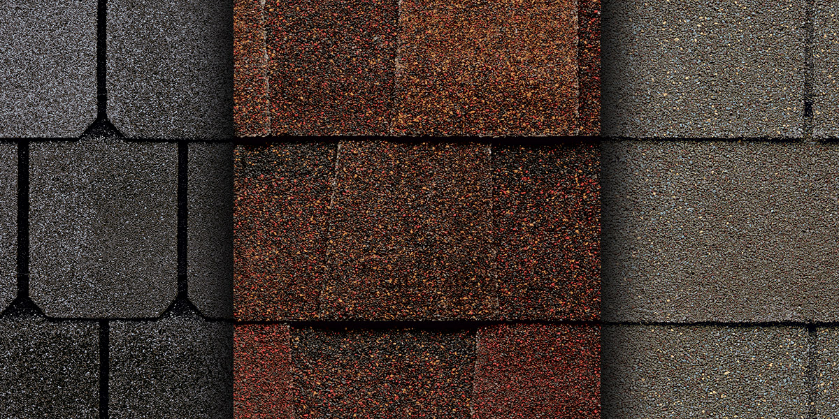 roof shingle types