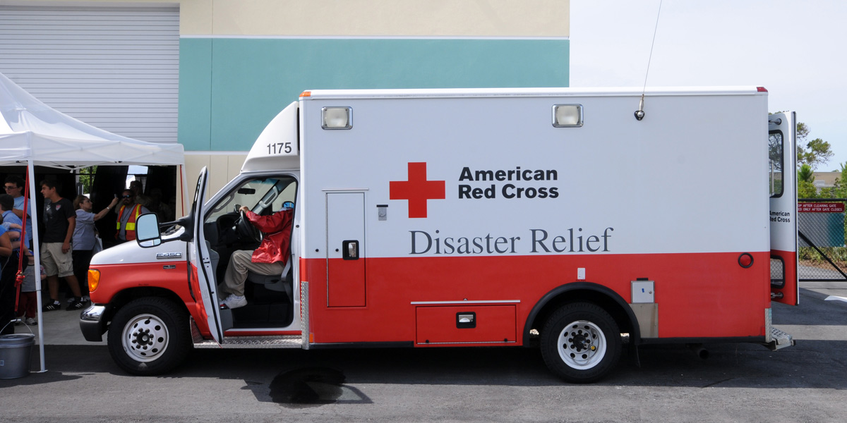 Atlas Roofing matches donations to Red Cross