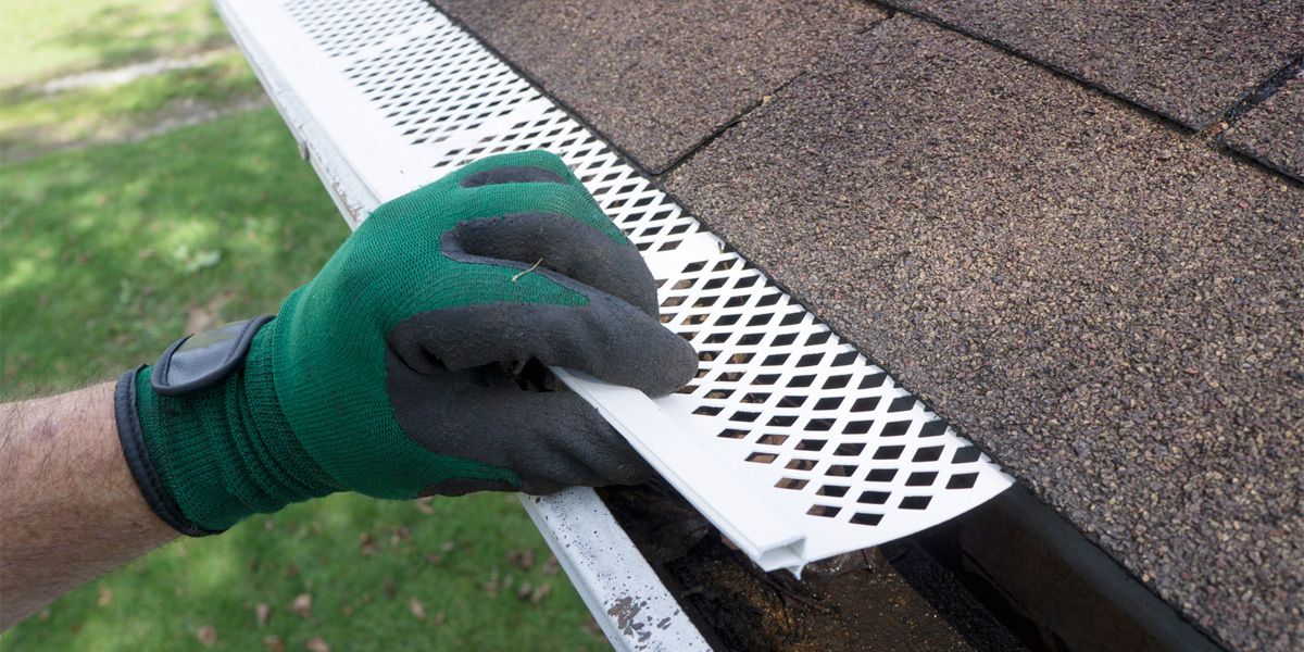 gutter guards and roof shingle warranties
