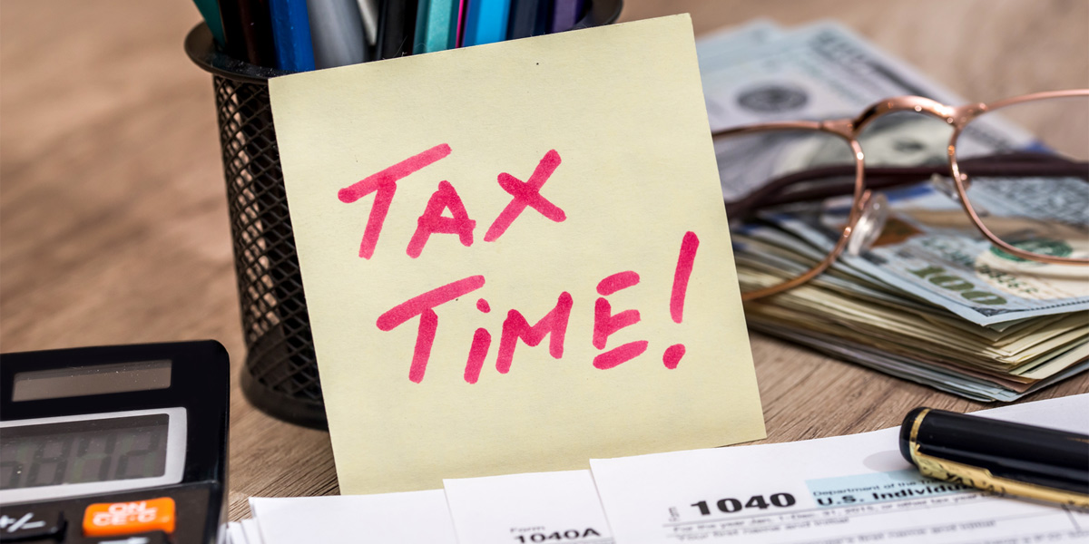 Tax time for roofing contractors