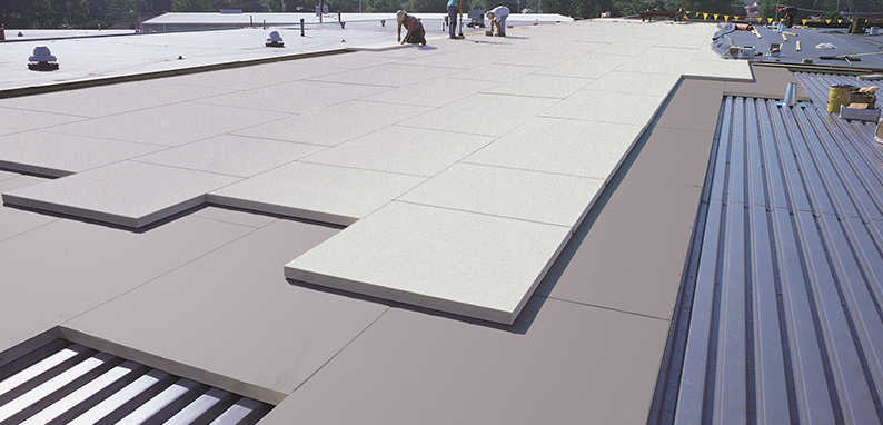 Roof Insulation Panels