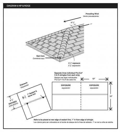 Pinnacle Pristine HP42 Installation Diagram 6