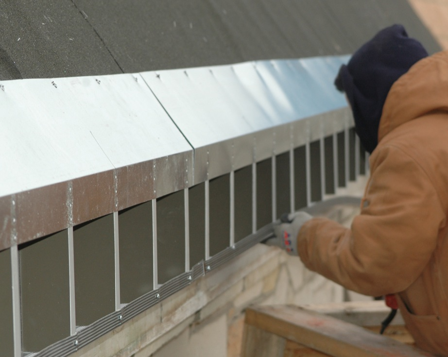 Techni Flo Engineered Roof Ventilation System Gallery