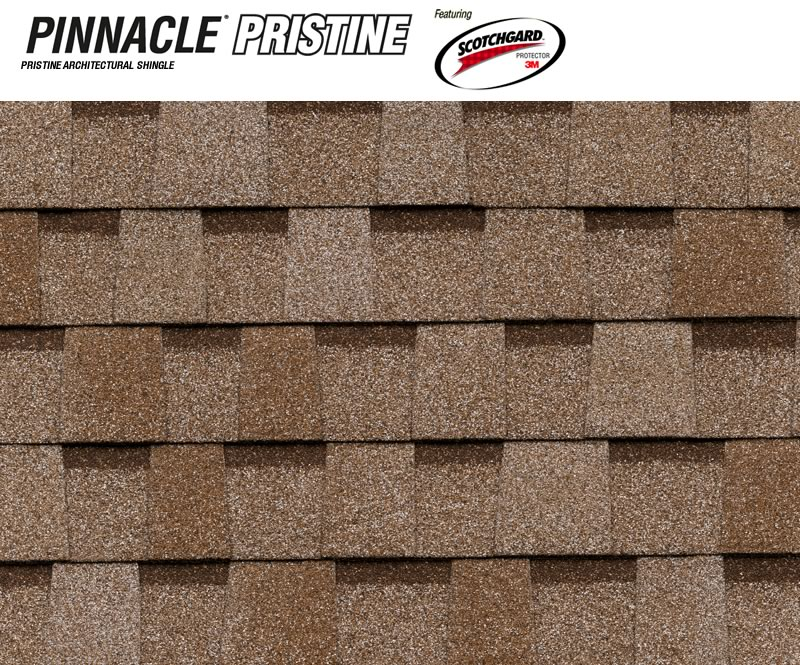Dimensional Shingles Pinnacle Pristine Atlas Roofing