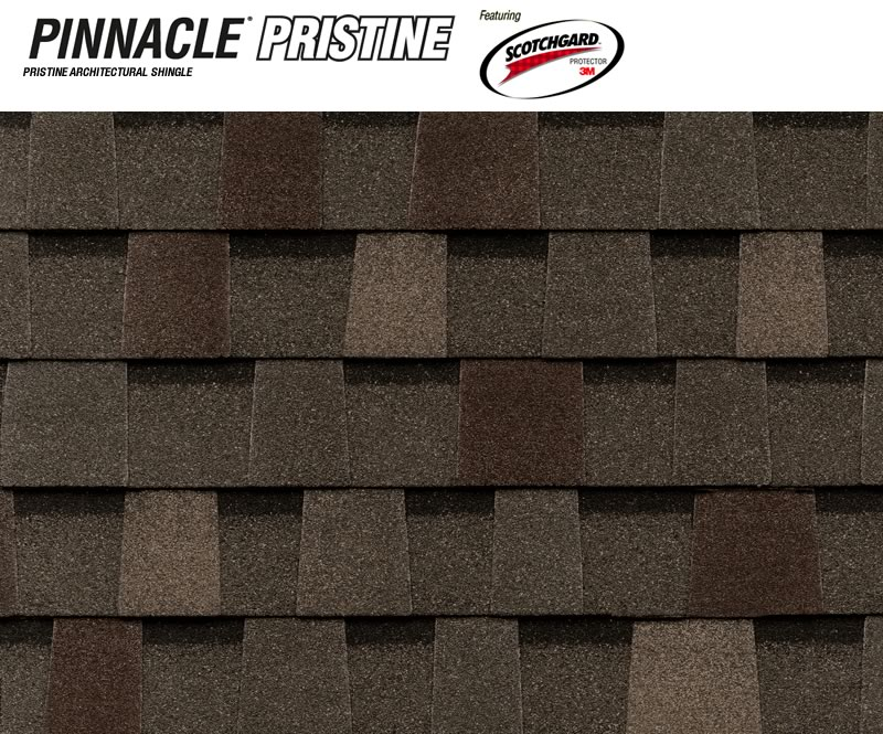 Pinnacle Pristine Featuring Scotchgard Protector Weathered Shadow