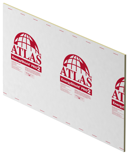 Energy Shield Exterior Wall Insulation Exterior Sheathing Atlas Roofing