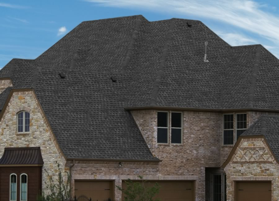 StormMaster® Shake Featuring Scotchgard™ Protector Roof ...
