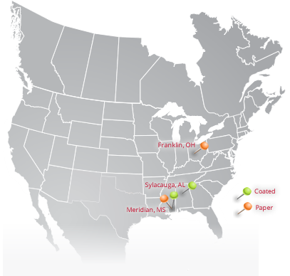 Awesome WEBTECH® Manufacturing Plant Locations