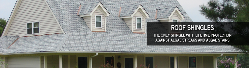 Atlas Algae Resistant Roof Shingles