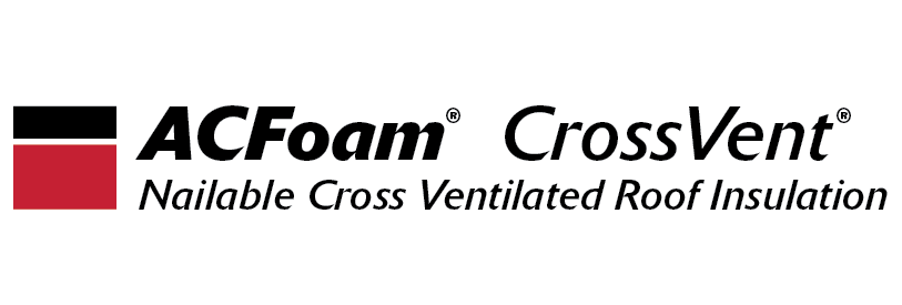 ACFoam CrossVent Logo