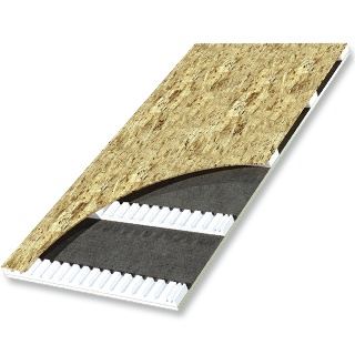 CrossVent Nailable Insulation