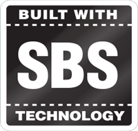 Built With SBS Technology Logo