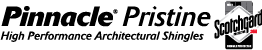 Pinnacle Pristine Shingle Logo