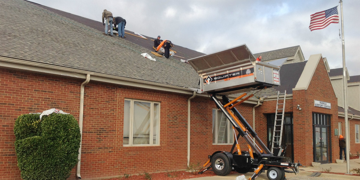 Residential Roofing Case Study