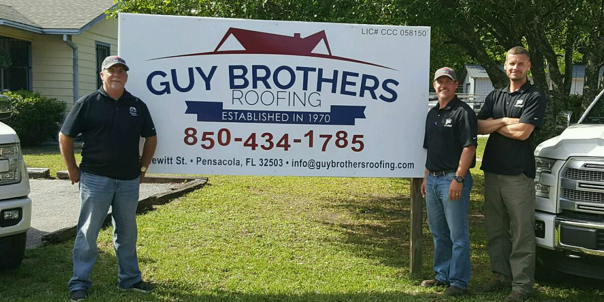 Guy Brothers Roofing Case Study