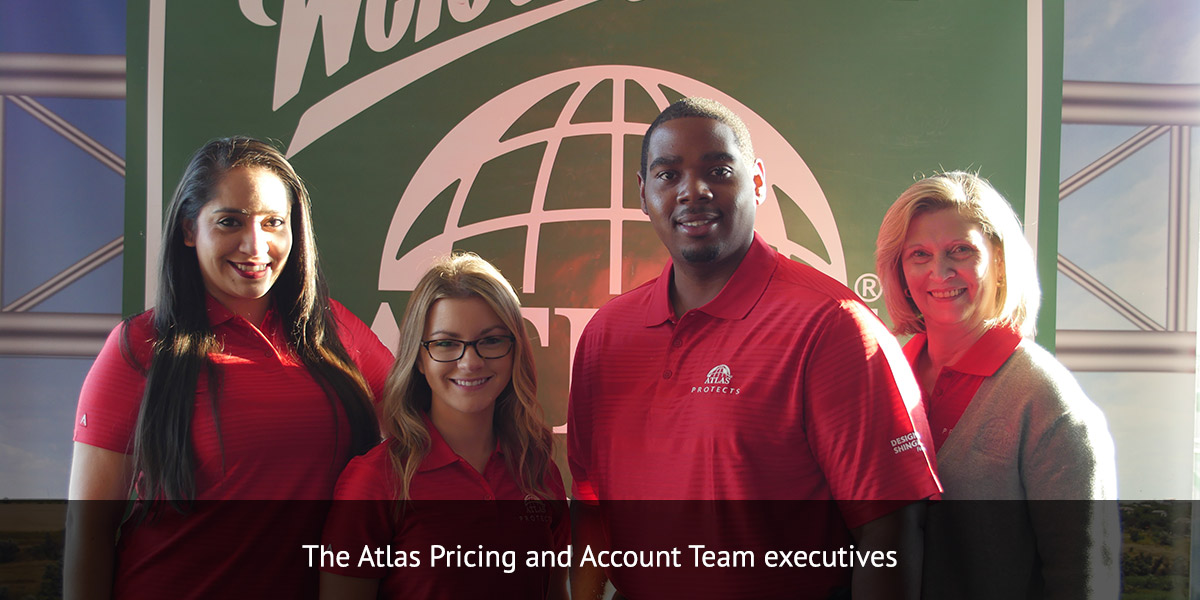 The Atlas Pricing and Account Team executives