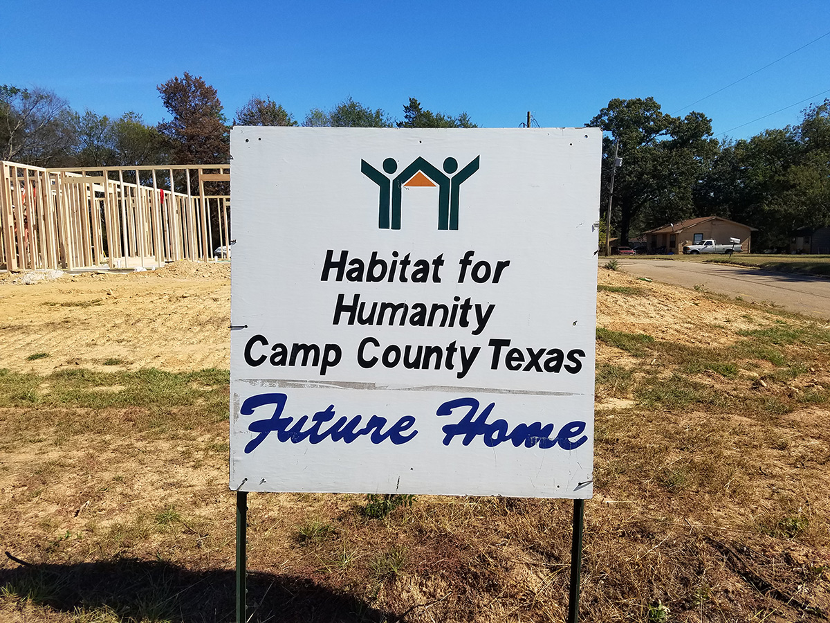 Habitat for Humanity Texas