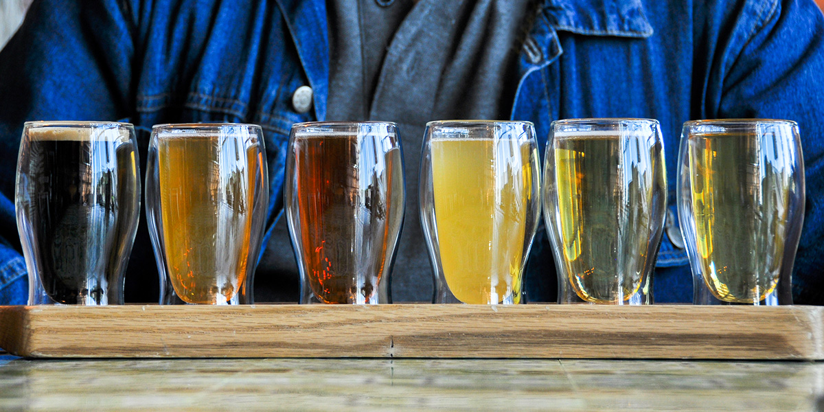 Beer Basics - Sampler