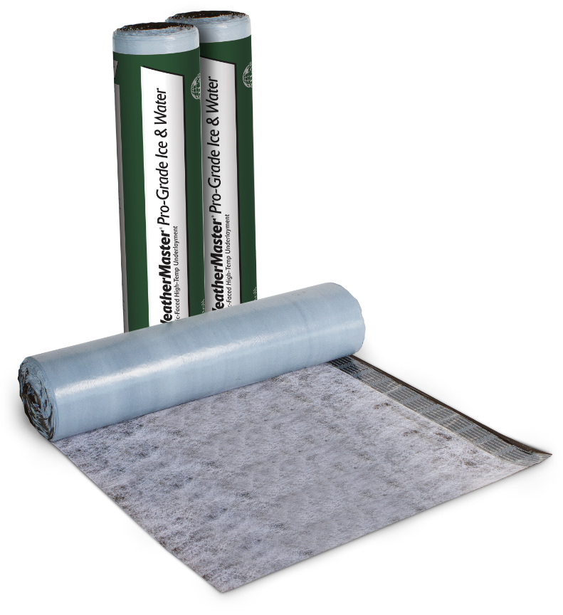 WeatherMaster Pro-Grade Ice and Water Underlayment