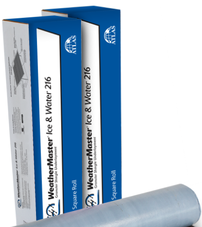 WeatherMaster Ice and Water 216 Specialty Roof Underlayment
