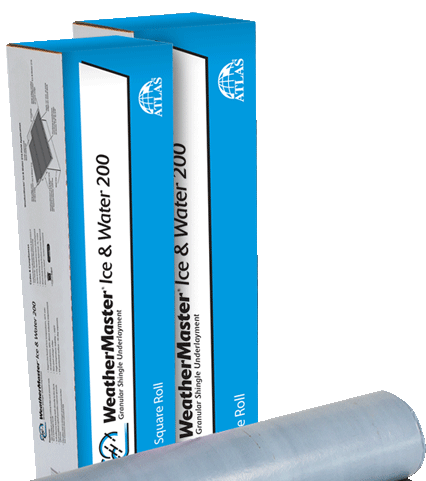WeatherMaster Ice and Water 200 Specialty Roof Underlayment