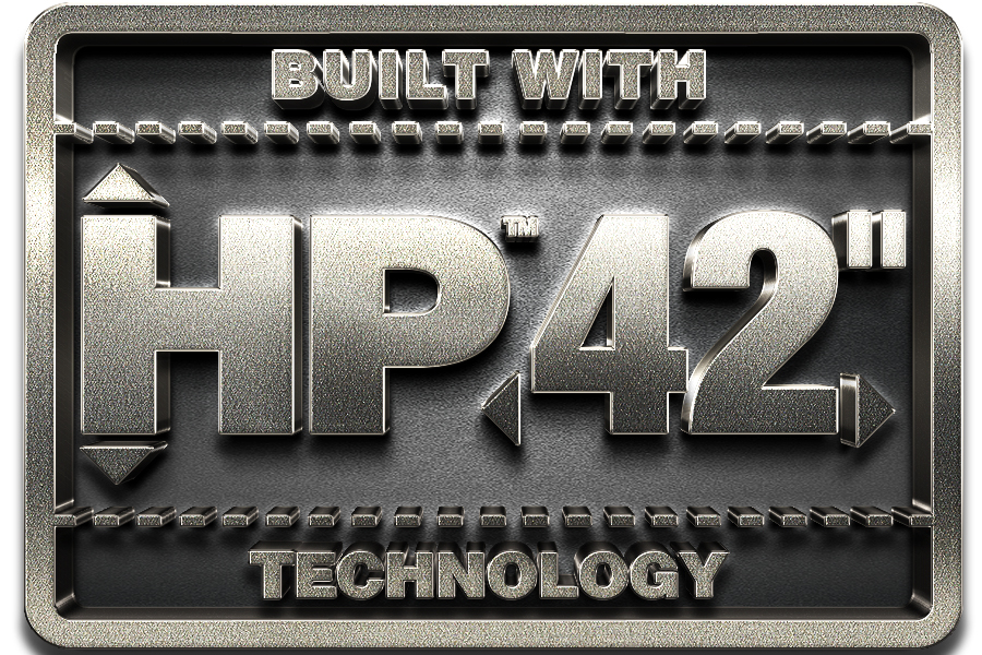 HP 42 Technology Logo