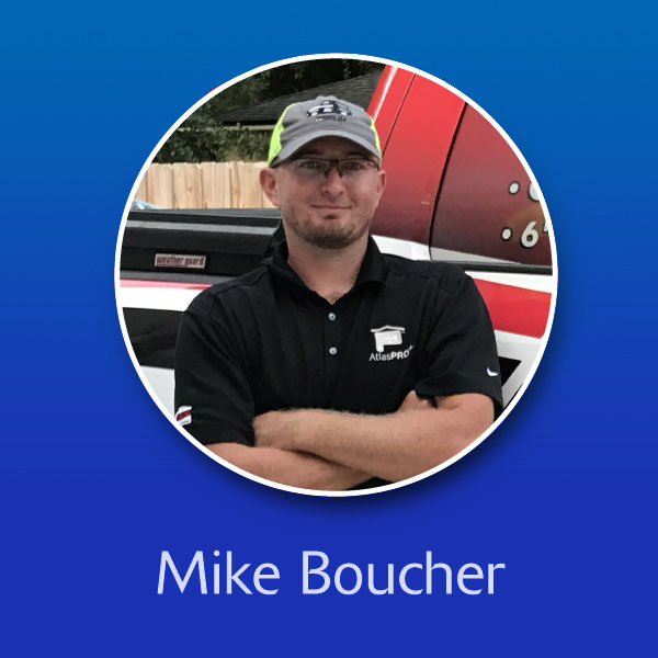 Mike Boucher Headshot