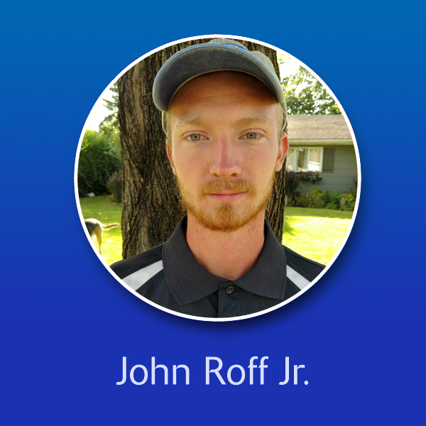 John Roff Jr. Headshot