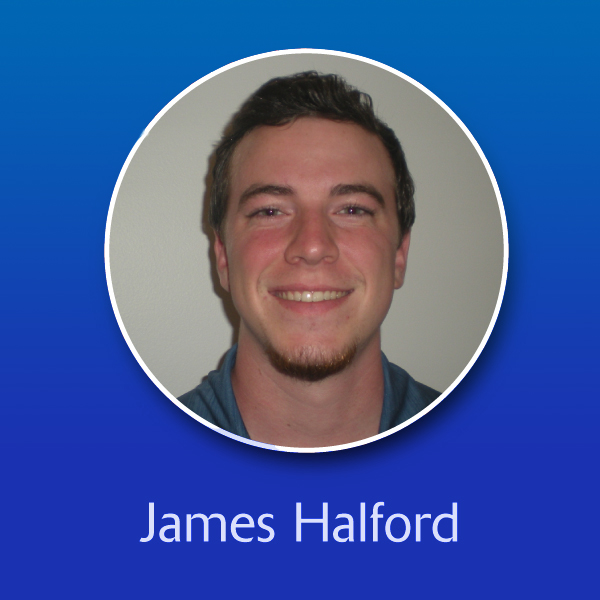 James Halford Headshot