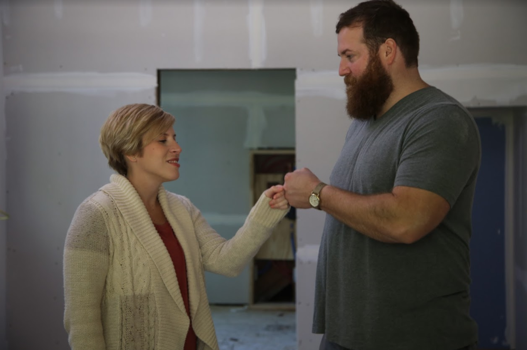 Pound it - Smith Family - HGTV Home Grown