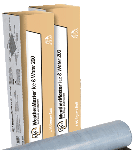 WeatherMaster Ice and Water 200 Sand Specialty Roof Underlayment