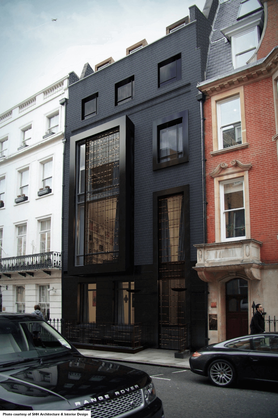 black Park Place townhouse - Mayfair UK