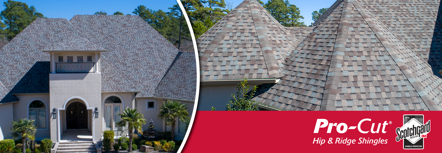 Pro Cut Hip And Ridge Shingles Atlas Roofing