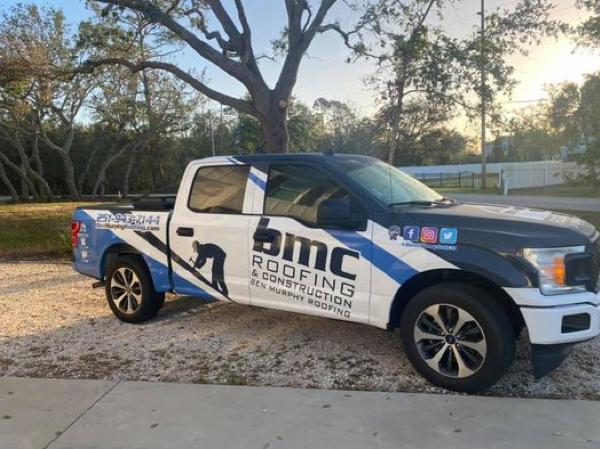 Ben Murphy's Wrapped 2020 Ford F-150