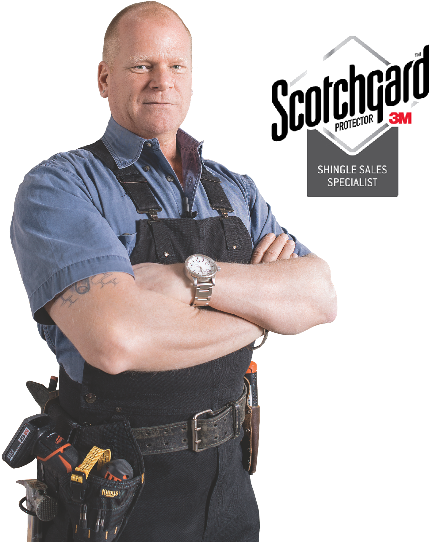 Mike Holmes - Shingle Sales Specialist